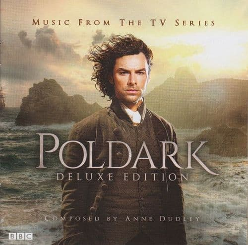 Anne Dudley<br>Poldark - Music From The TV Series<br>CD, DL